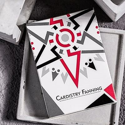 Cardistry Fanning Cards (White Edition)