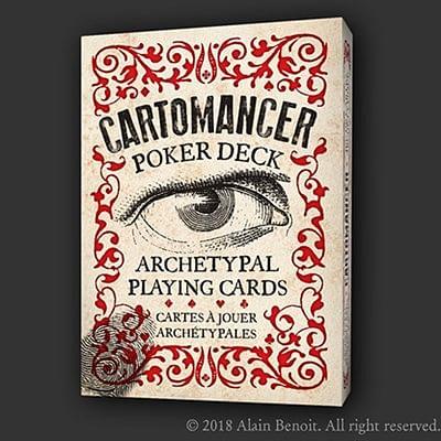 Cartomancer Poker Deck - Archetypal Play…