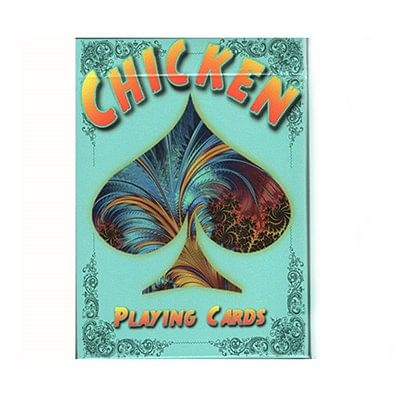 Chicken Playing Cards