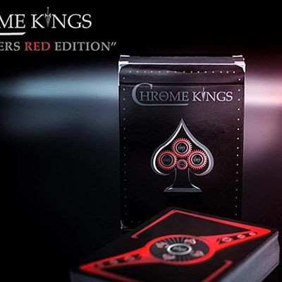 Chrome Kings Limited Edition Playing Car…