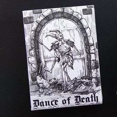 Dance of Death Playing Cards