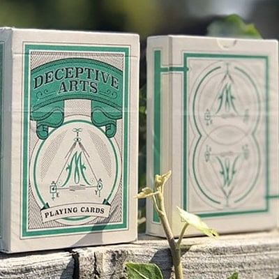 Deceptive Arts Playing Cards