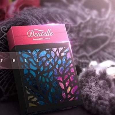 Dentelle Playing Cards