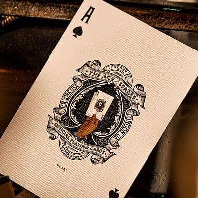 Derren Brown Playing Cards