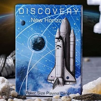 Discovery New Horizon Playing Cards