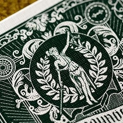 Equality Marked Playing Cards