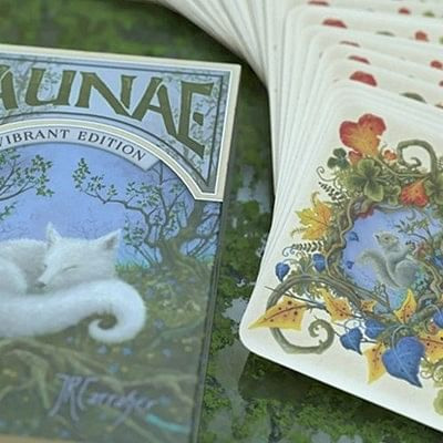 Faunae Playing Cards