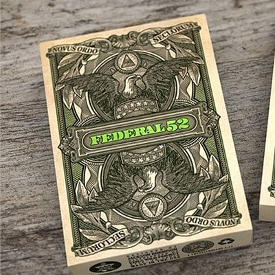 Federal 52 Playing Cards (Second Edition…