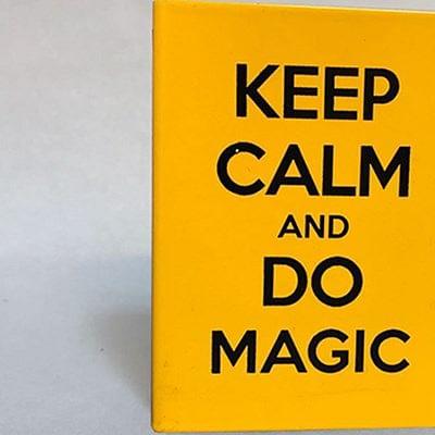 Keep Calm and Do Magic Card Guard