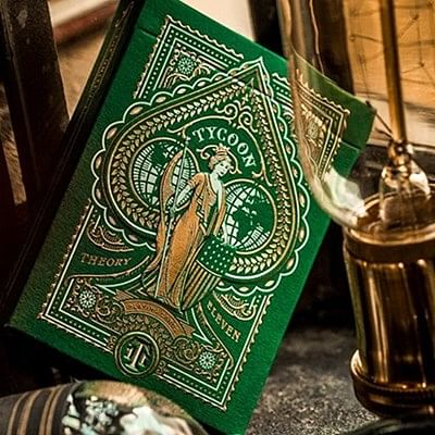 Limited Edition Tycoon Playing Cards (Gr…