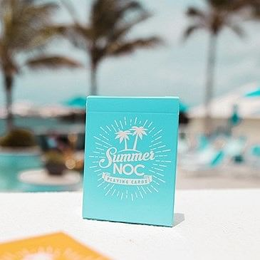Limited Edition Summer NOC  Playing Card…