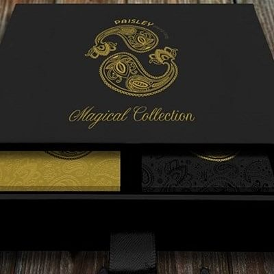 Paisley Magical Playing Cards Collector'…
