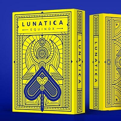 Lunatica Equinox Playing Cards