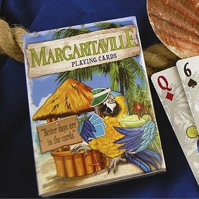 Margaritaville Playing Cards