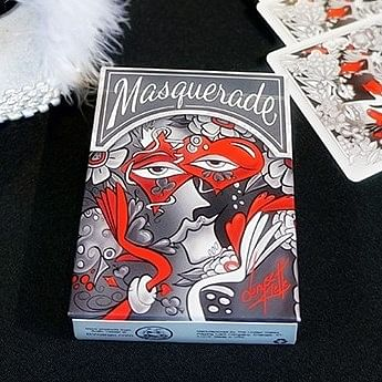 Masquerade LE Edition Playing Cards