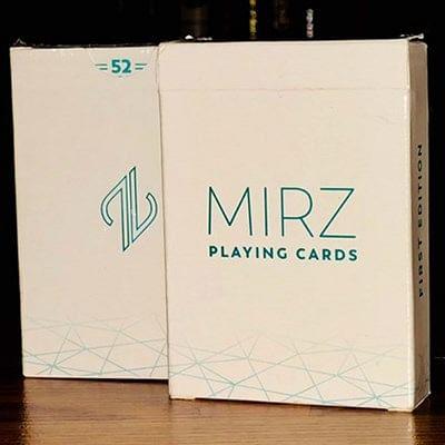 MIRZ Playing Cards