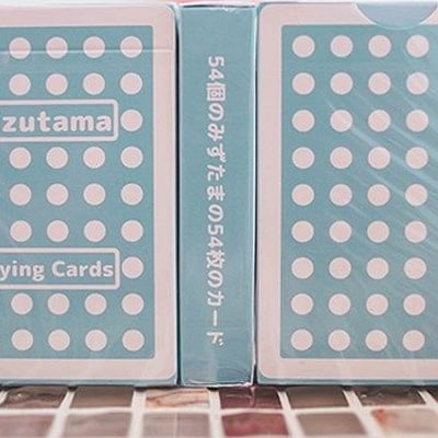 Mizutama Playing Cards
