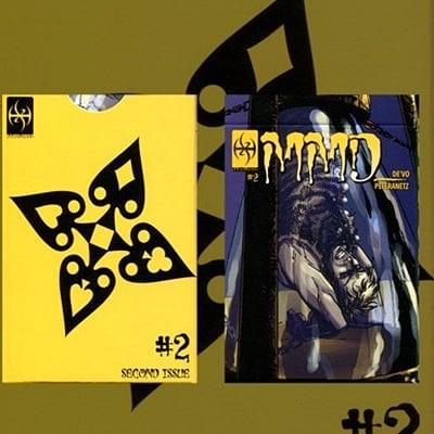 MMD#2 Comic Deck #2