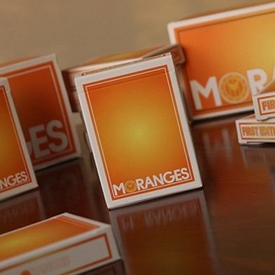 Moranges Playing Cards - First Edition
