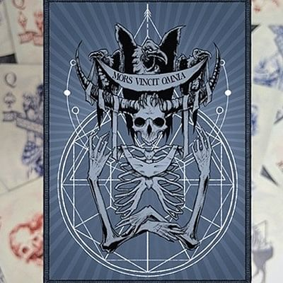 Mors Vincit Omnia Playing Cards
