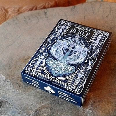 Nouveau Perle Playing Cards