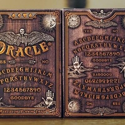 Oracle Playing Cards