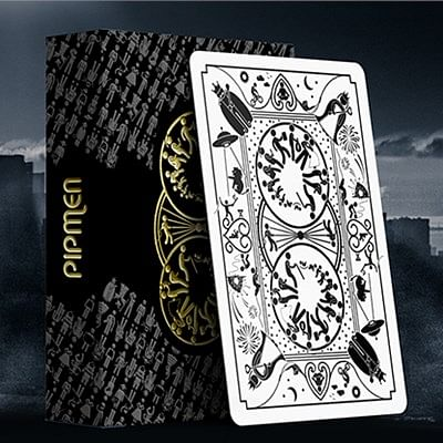 Pipmen: Collector's Edition Playing Card…
