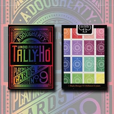 Tally Ho Spectrum Deck