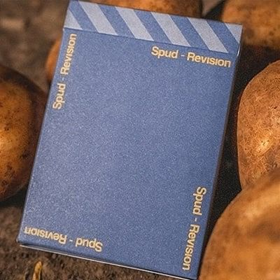 Spud Revision Playing Cards