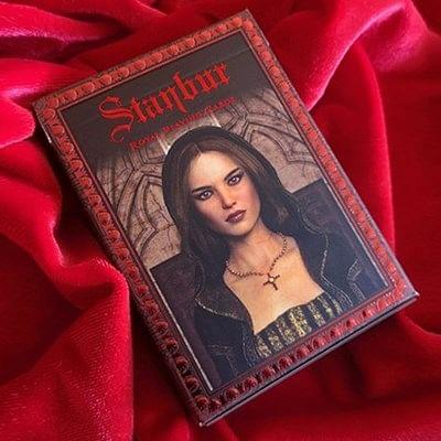 Stanbur Royal Playing Cards - Black Seal…