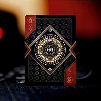 Dark Lordz Playing Cards (Standard Editi…
