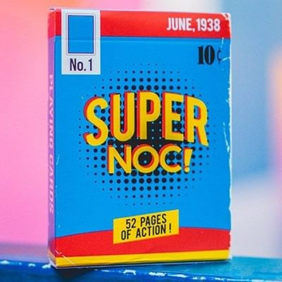 Super NOC Playing Cards