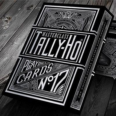 Tally-Ho Masterclass Playing Cards
