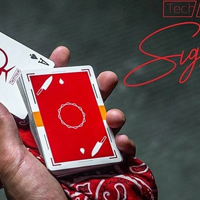 Technique Playing Cards Signature Editio…