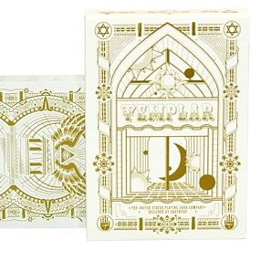 Templar Deck Limited Edition (Gold)