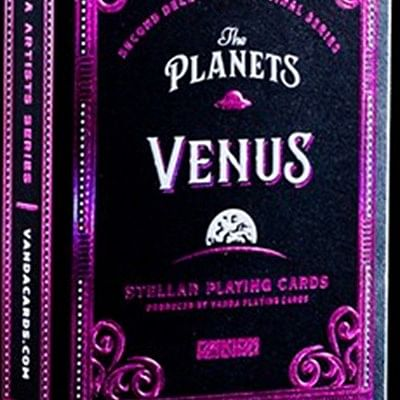 The Planets: Venus Playing Cards