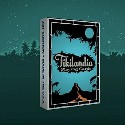 Tikilandia Playing Cards
