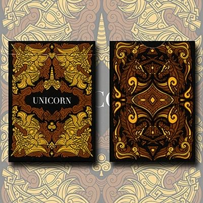 Unicorn Playing Cards (Copper Edition)