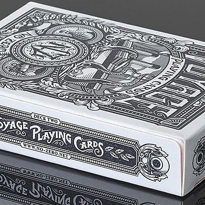 Voyage  Playing Cards (Black)