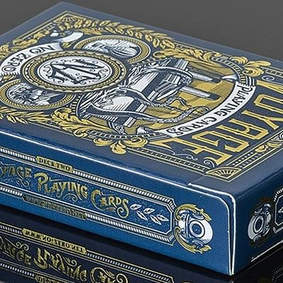 Voyage  Playing Cards (Blue)