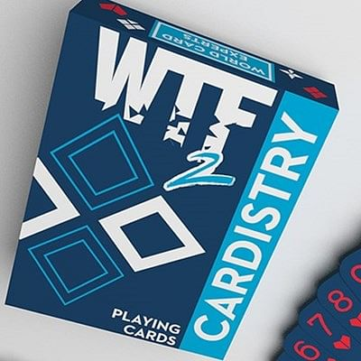 WTF Cardistry 2 Spelling Deck