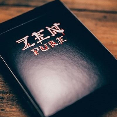 Zen Pure Playing Cards