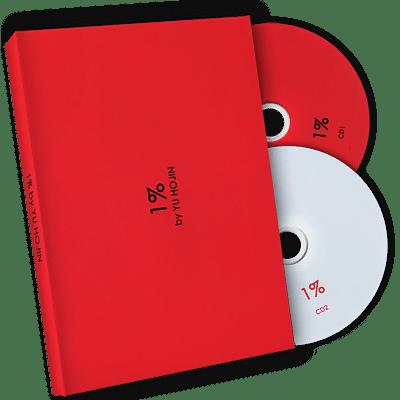 1%  (2 DVD Set) - magic
