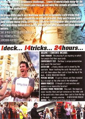 1 Deck 14 Tricks 24 Hours Volume 2