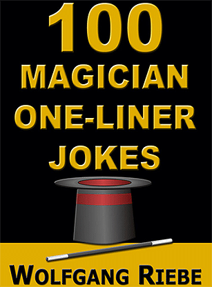 100 Magician One-Liner Jokes - magic