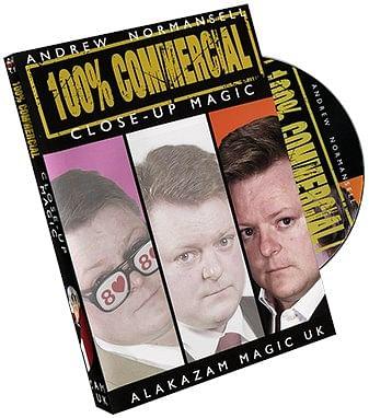 100 Percent Commercial Volume 3 - Close-Up Magic - magic