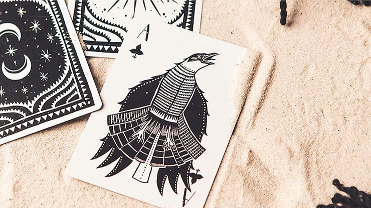 1001 Nights Playing Cards - Moon