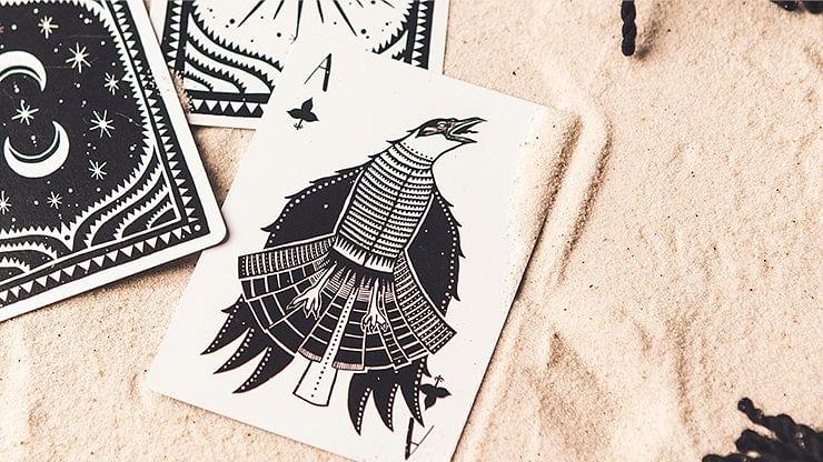 1001 Nights Playing Cards - Sun