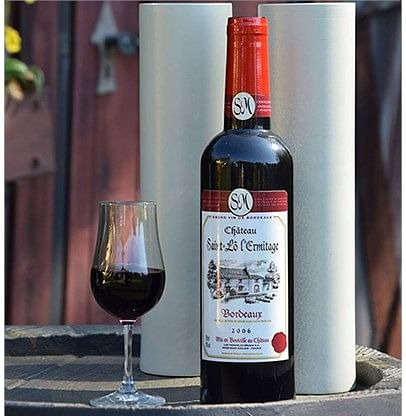 13-inch Wine Bottles - magic