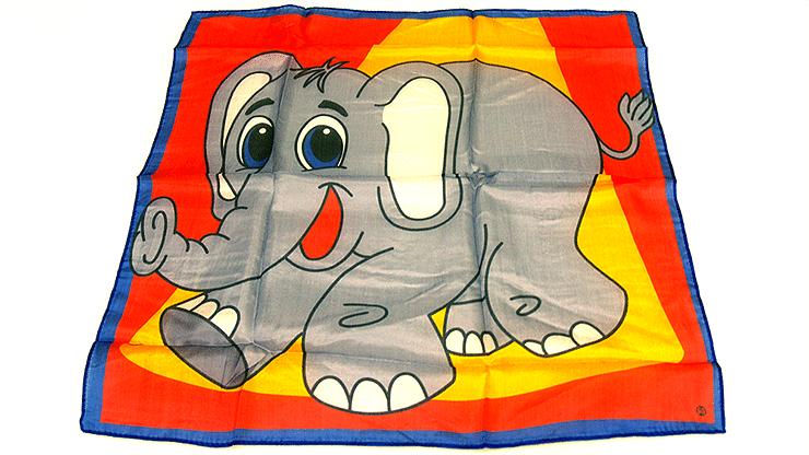 "18"" Silk - Elephant  - magic"